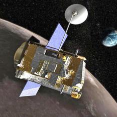 LRO at the Moon