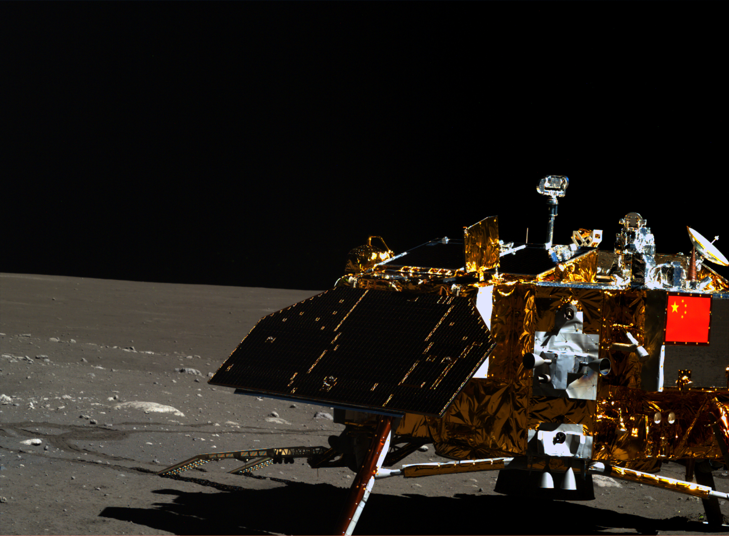 chinese moon rover - HD2352×1730