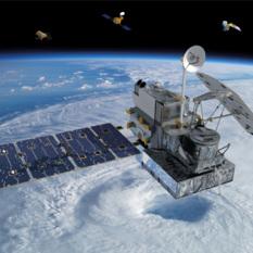 NASA Global Precipitation Measurement (GPM) satellite