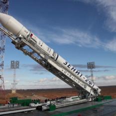 Zenit rising on November 8, 2011