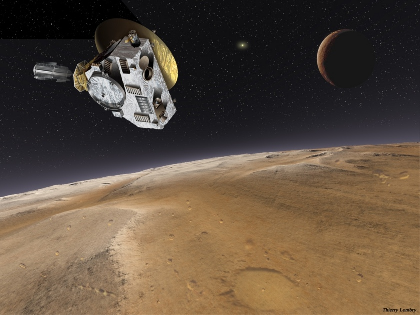 New Horizons at Pluto