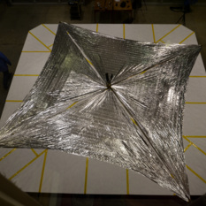 LightSail from above