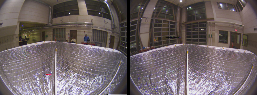 LightSail onboard camera images