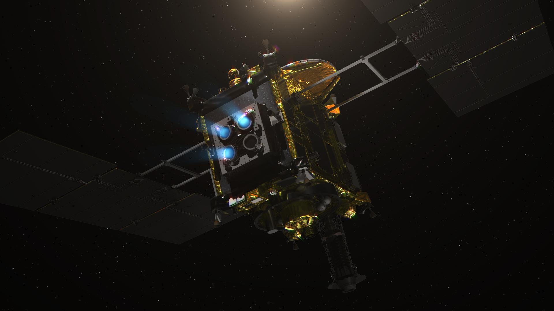 spacecraft power - photo #45