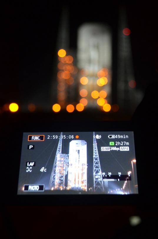 Orion through the lens