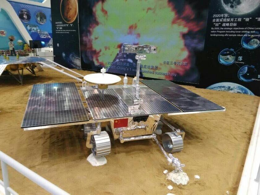 China's Mars 2020 rover
