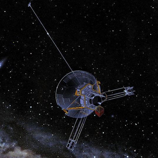 Pioneer 10 or Pioneer 11