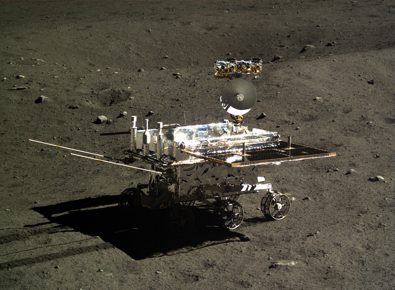 chinese moon rover - HD1280×940