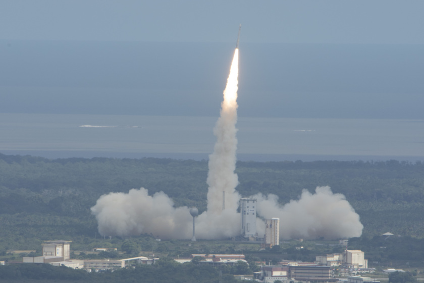 Liftoff of IXV