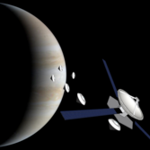 Jupiter atmospheric probes