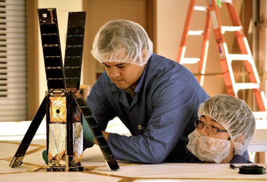 LightSail 1 under development