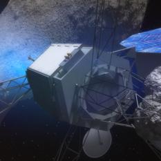 Asteroid Redirect Mission spacecraft