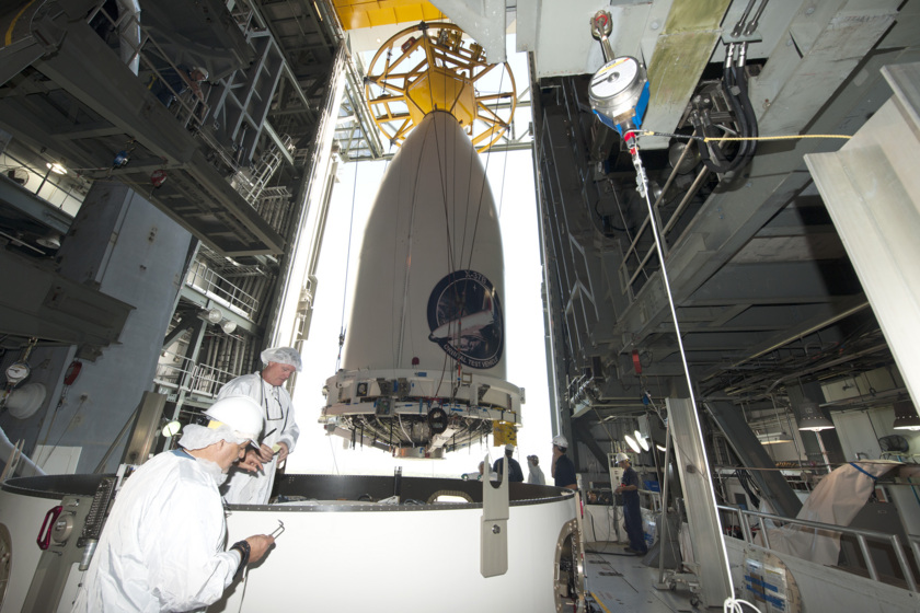 LightSail Atlas V payload integration