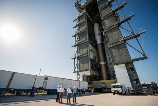 Atlas V LightSail Rollout 2