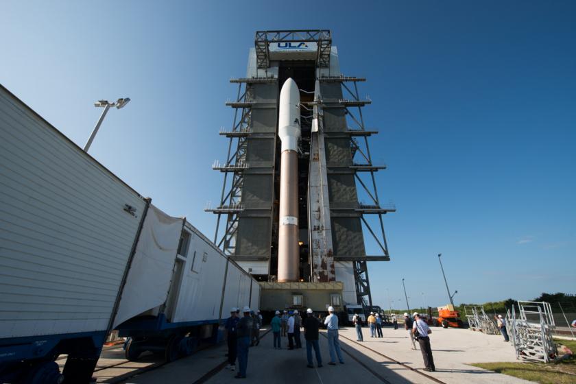 Atlas V LightSail Rollout 4