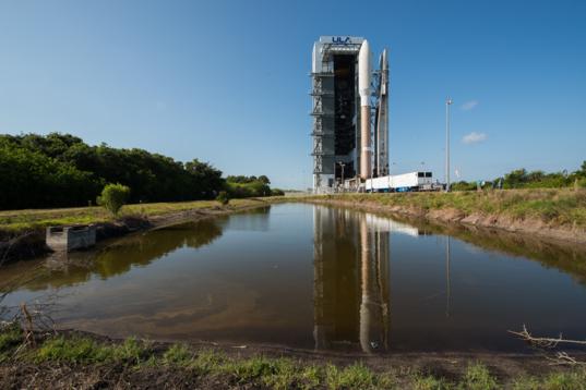 Atlas V LightSail Rollout 5