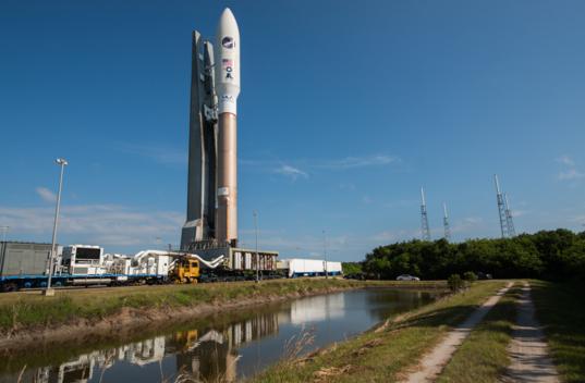 Atlas V LightSail Rollout 6