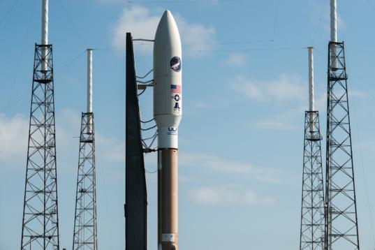 Atlas V LightSail Rollout 7