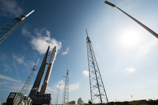 Atlas V LightSail Rollout 9