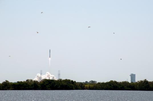 LightSail liftoff