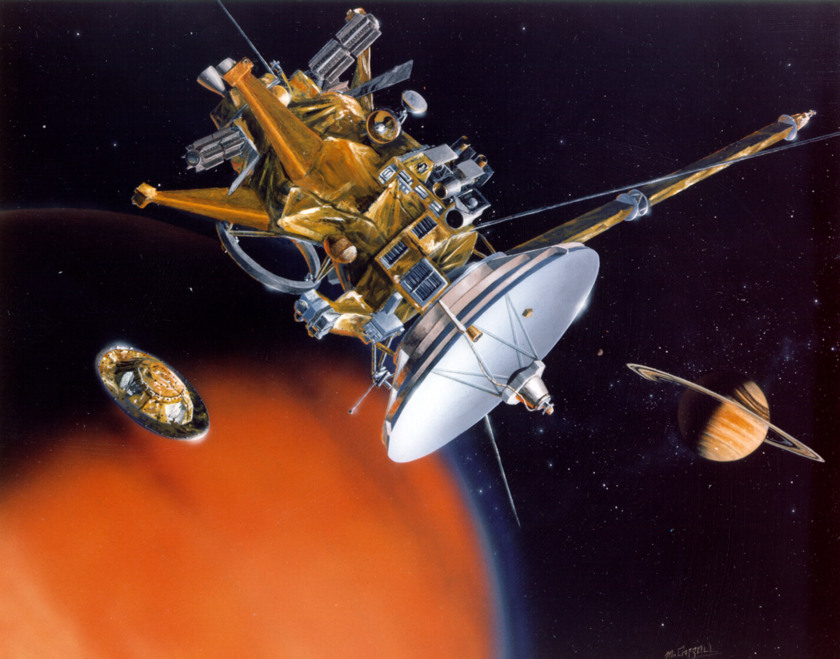 Mariner Mark II (Cassini)