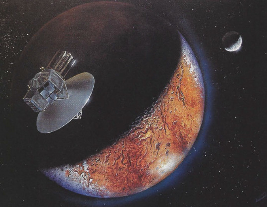 Pluto Fast Flyby