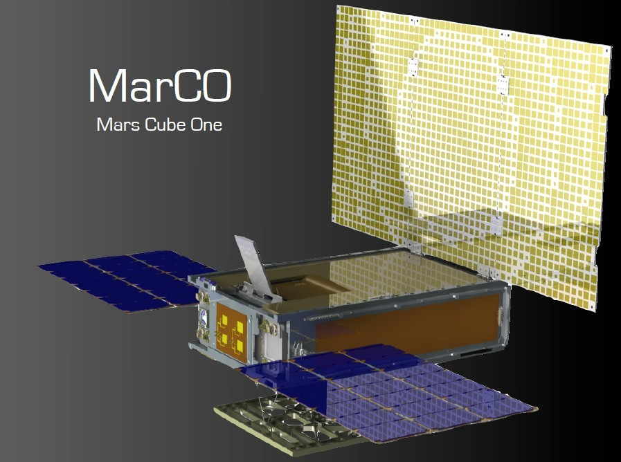 Marco Planetary Cubesats Become Real The Planetary Society