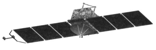 Yinghuo-1 (deployed configuration)