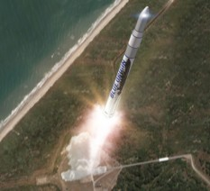 Blue Origin orbital rocket