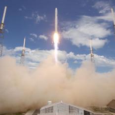 Falcon 9 debut