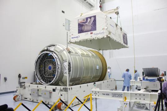 Cygnus CRS-4 PCM
