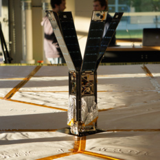 LightSail sail deployment test-2