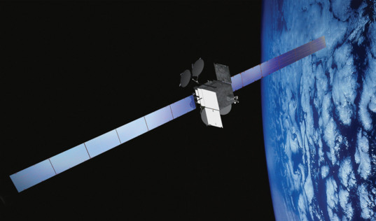 SES-9 communications satellite
