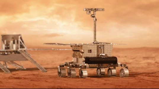 mars rover 2020 esa - photo #8