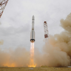 ExoMars 2016 launch
