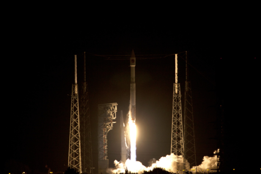 Orbital ATK Cygnus CRS-6 launch: liftoff!