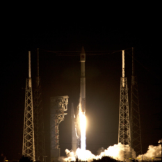 Orbital ATK Cygnus CRS-6 launch: liftoff!