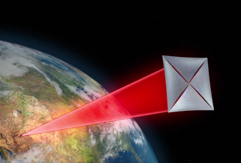 Breakthrough Starshot nanocraft