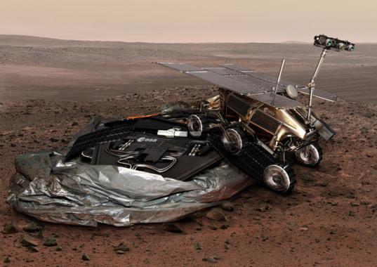 ExoMars lander
