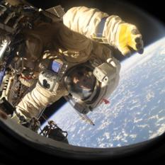 Cosmonaut Mikhail Kornienko