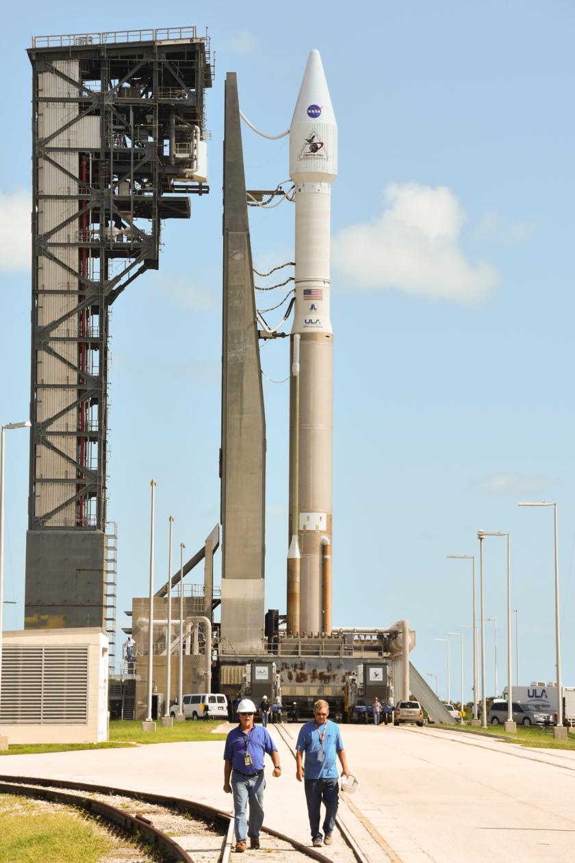 OSIRIS-REx ready for launch