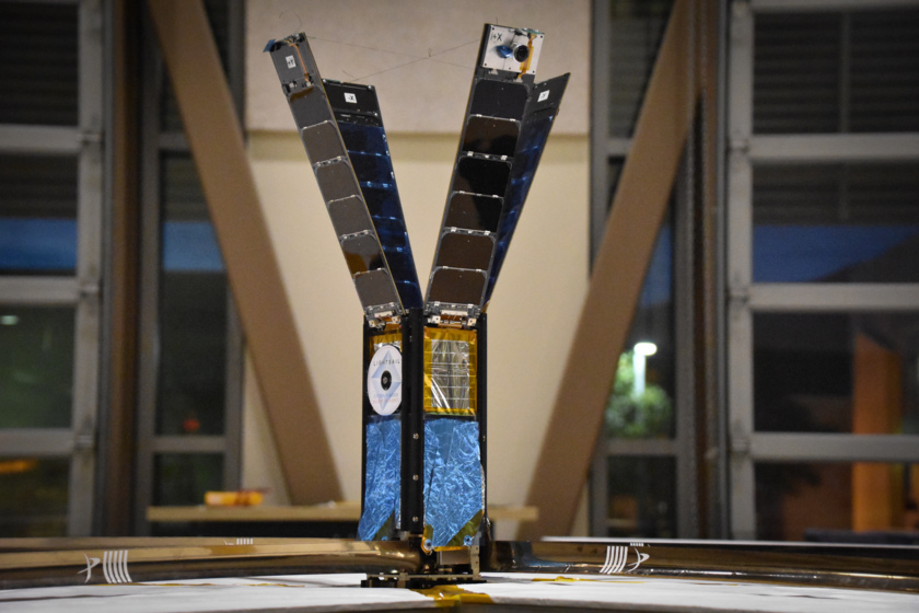 LightSail 2 ground finale