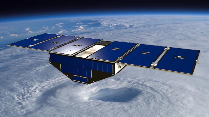 Cyclone Global Navigation Satellite System (CYGNSS)