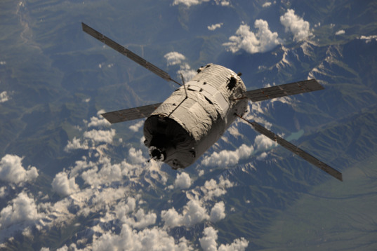 Orion service module's big brother