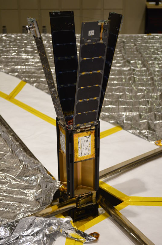 LightSail's sail deployment system