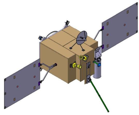 Korea Pathfinder Lunar Orbiter (KPLO)
