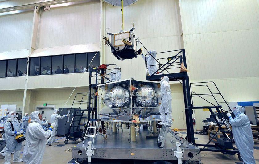 Installing Juno's Radiation Vault