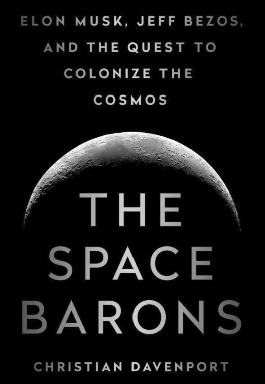 Book Review The Space Barons The Planetary Society
