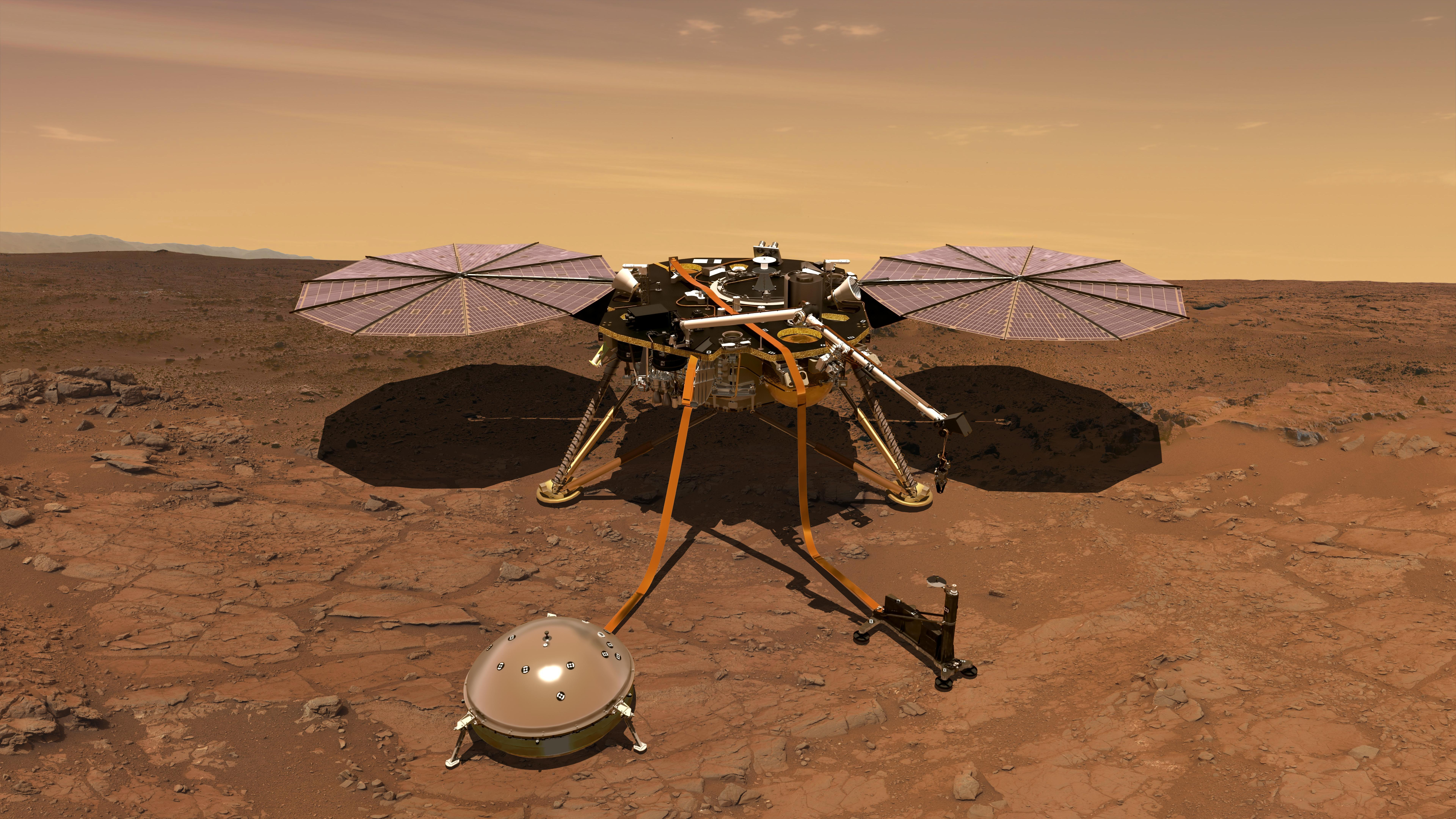 Preview of the InSight Mars launch   The Planetary Society
