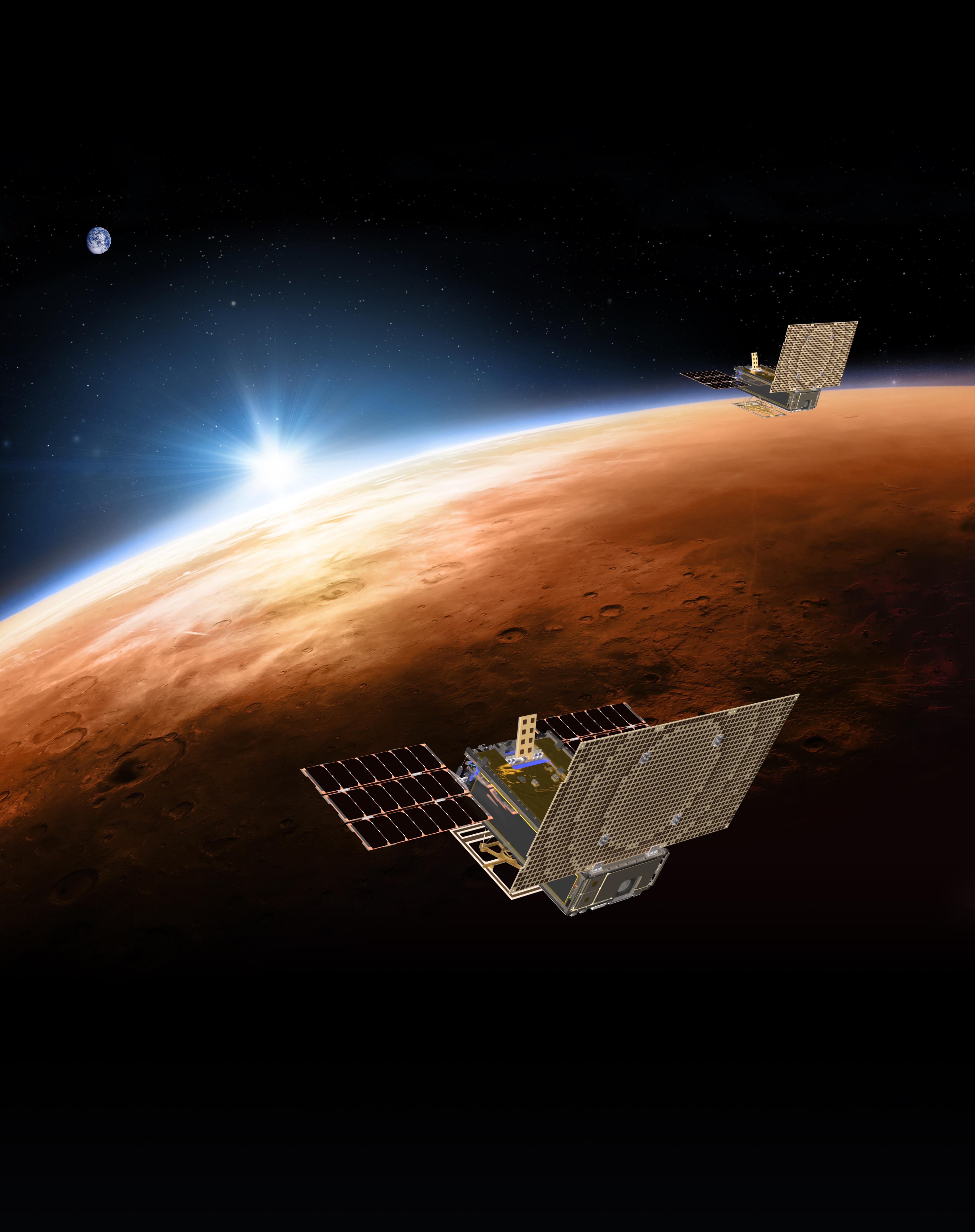 How LightSail and a NASA study helped pave the way for Mars